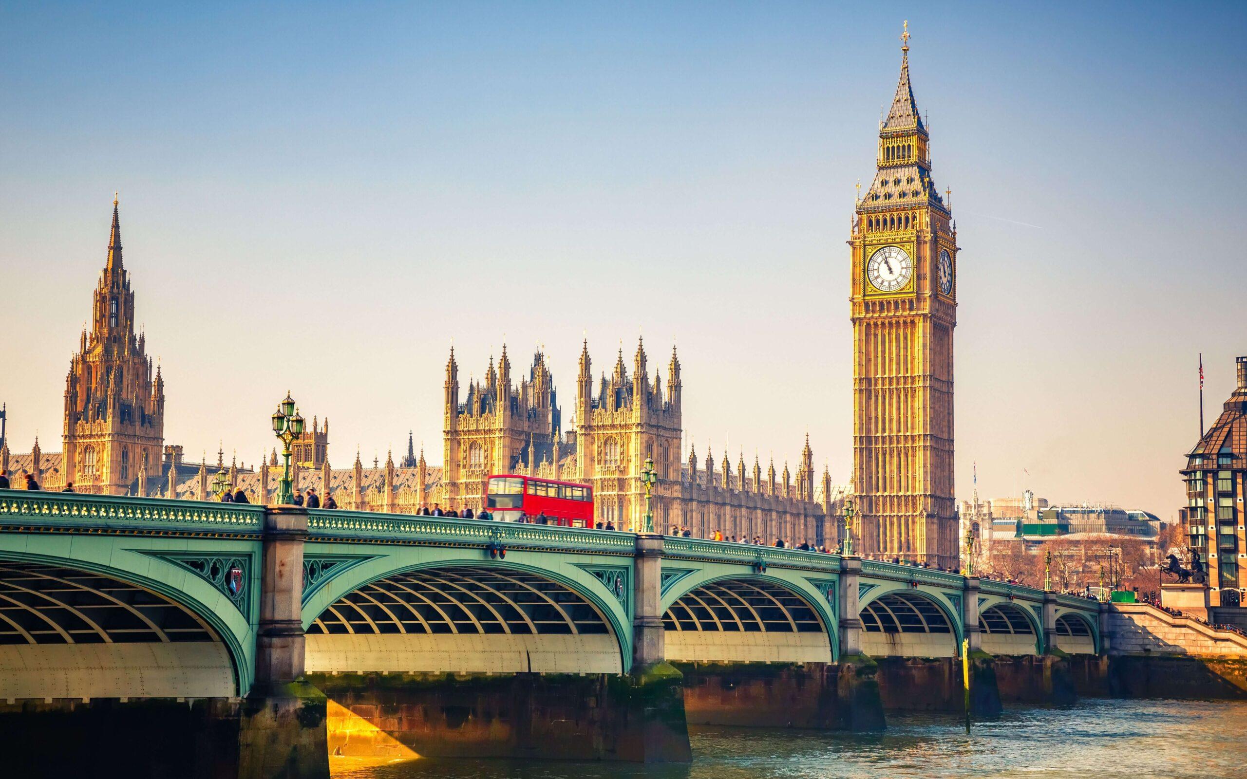 Recorrer Londres a través de las películas más famosas