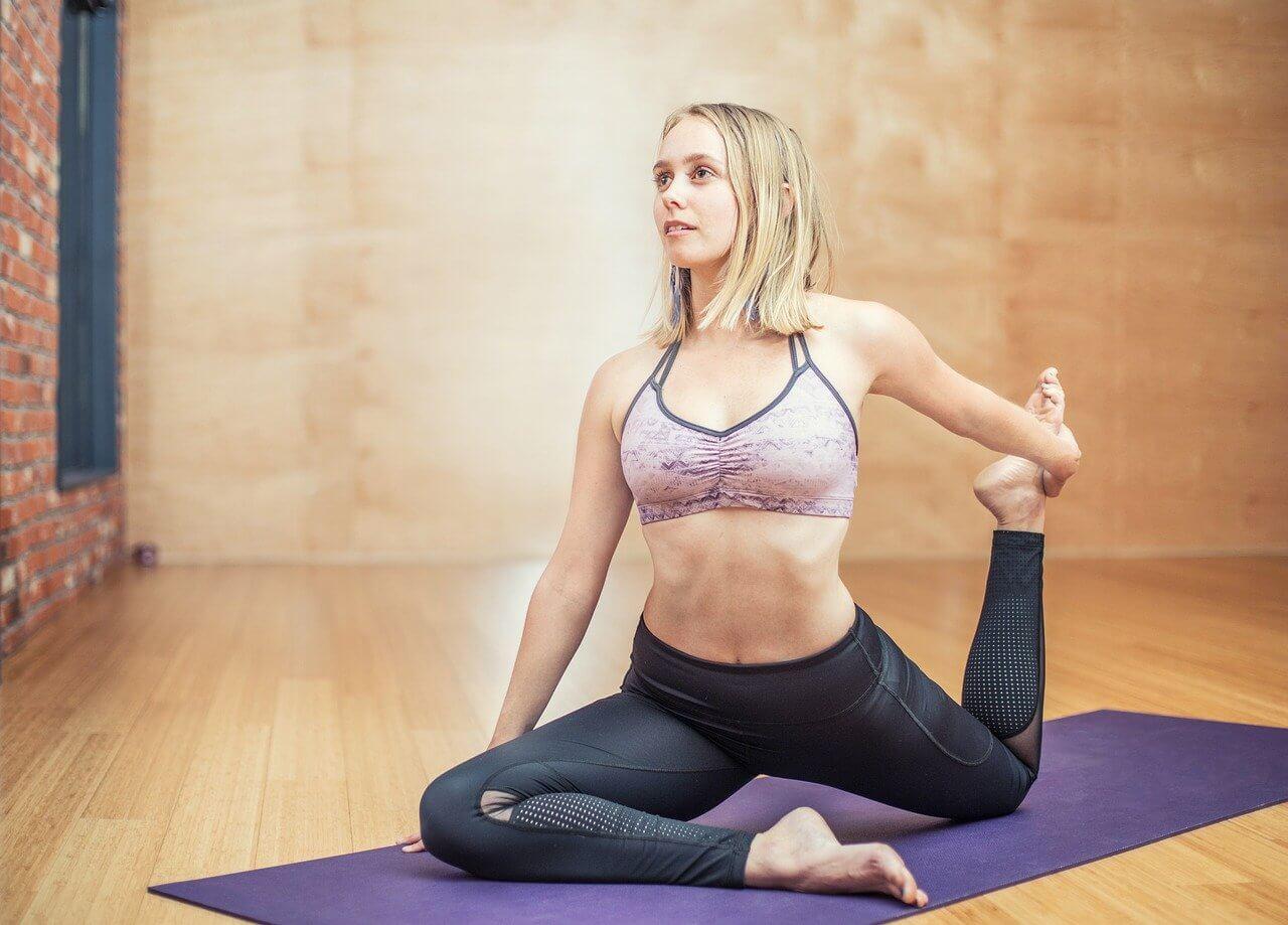 Instagram para hacer ejercicio en casa