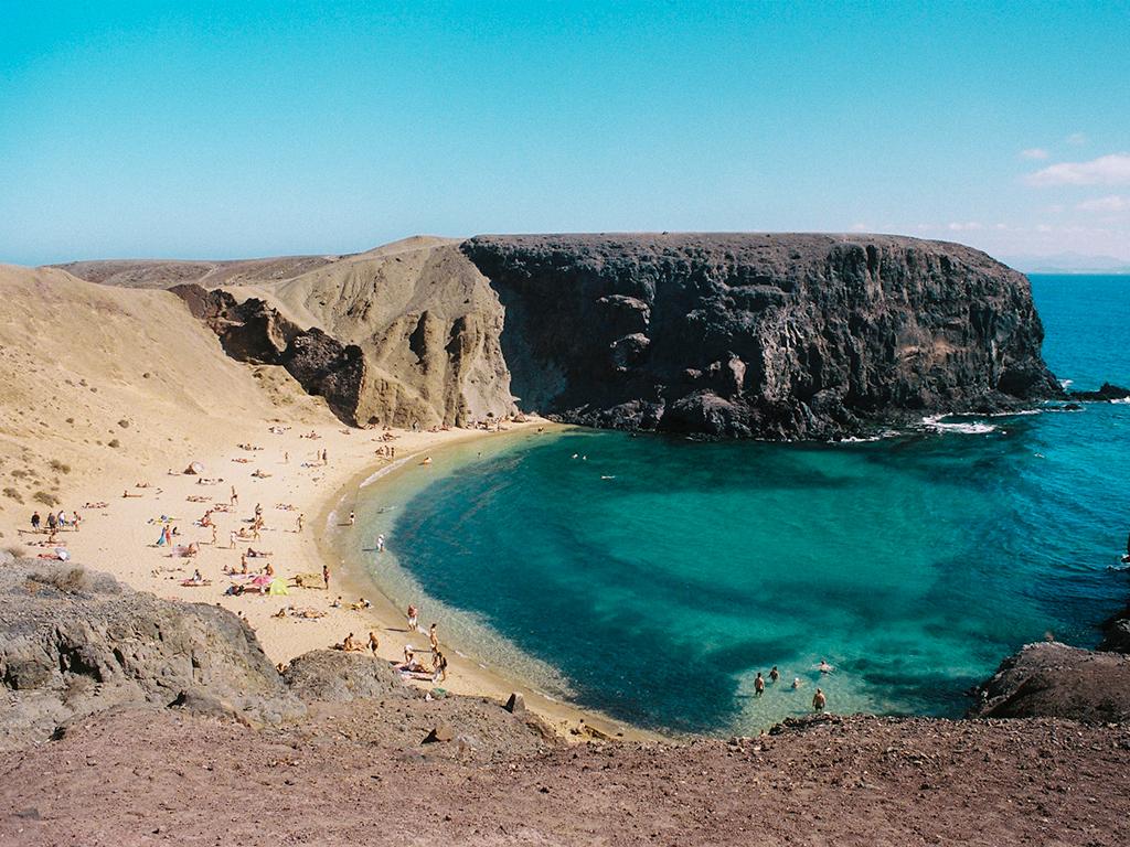 Playa de Papagayo, mejores playas de España