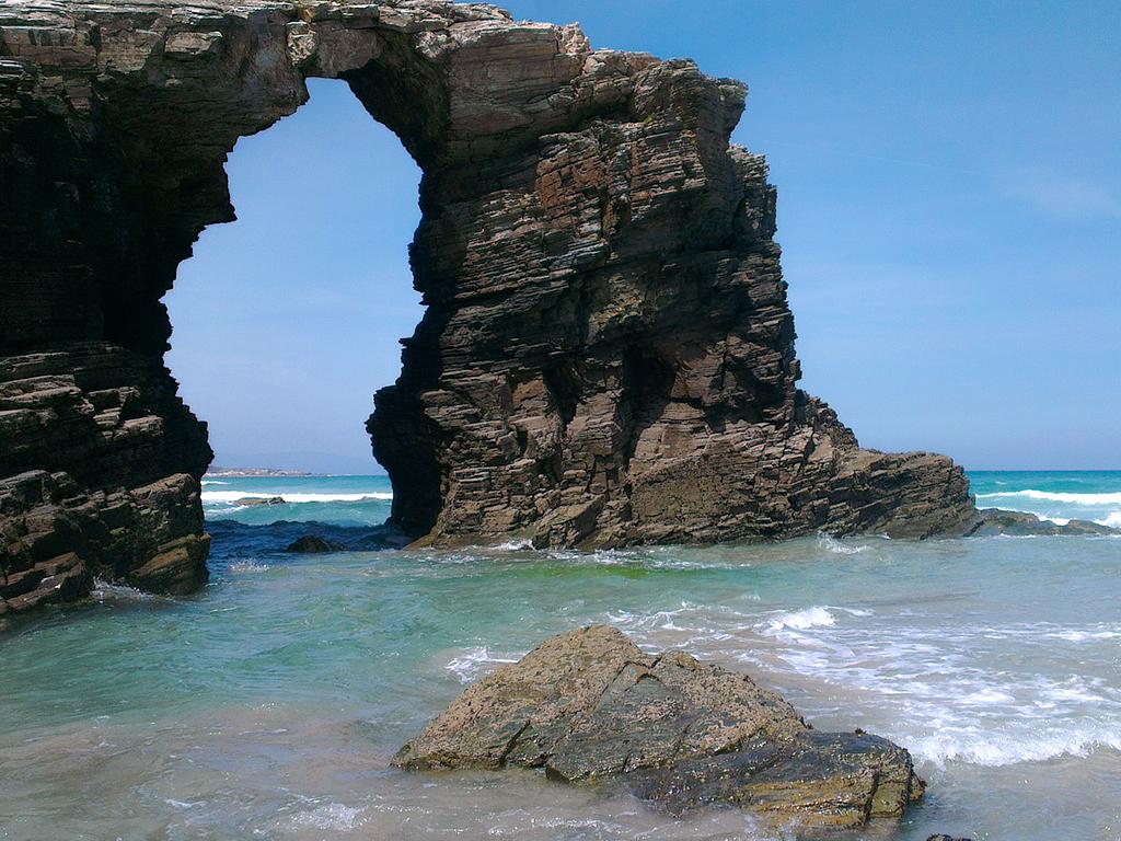 Playa de las Catedrales, mejores playas de España