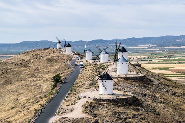 pueblos de Toledo