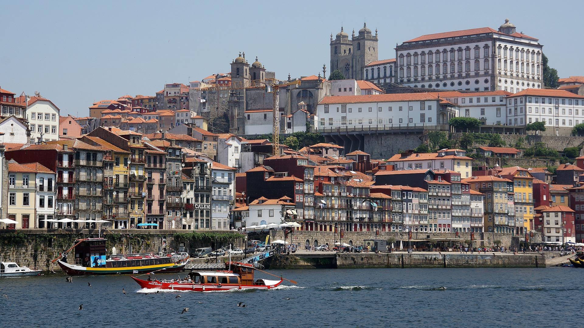 Vista Oporto