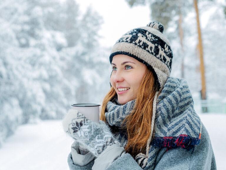 Problemas de belleza en invierno