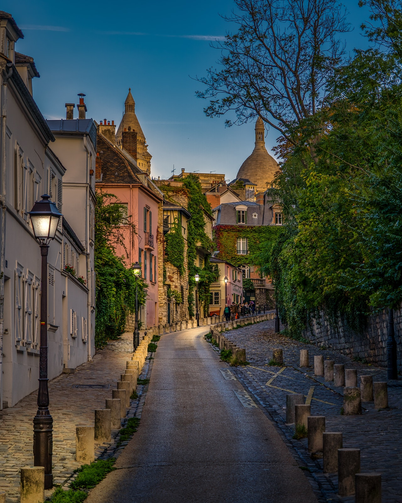 París destino romántico