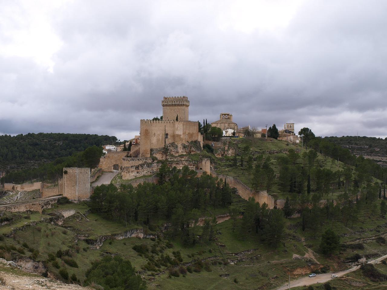 Pueblos pintorescos en España