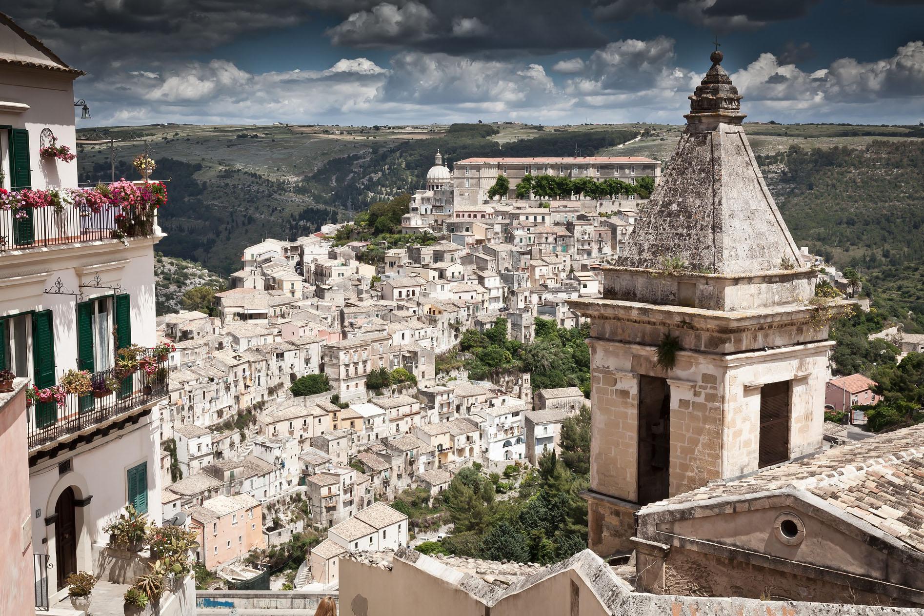 lugares sorprendentes en Sicilia