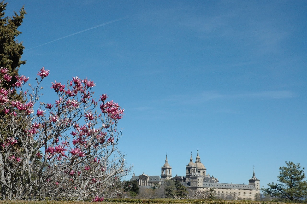 El Escorial, casas rurales de Madrid