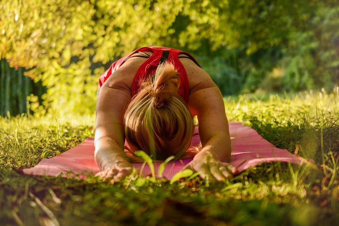 Estirando el cuerpo con Pilates