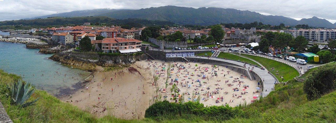Playa del Sablón, Playas de Asturias