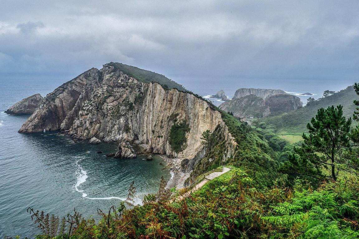Playa del Silencio, Playas de Asturias