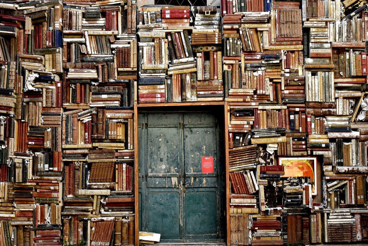 librerías de viajes