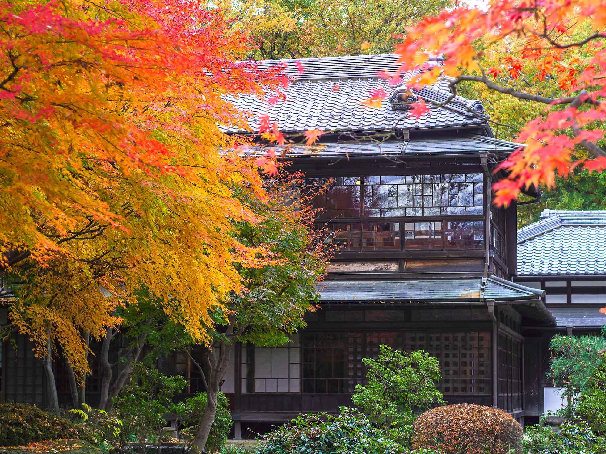 Museo de Arquitectura al aire libre Edo Tokyo